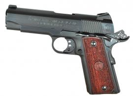 "American Classic ACC9B 1911 Commander 9mm 4.25"" 9+1 Checkere - ACC9B"