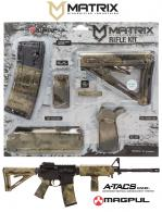 MDI MAGMIL01HD Magpul MilSpec AR-15 Furniture Kit High Desert - MAGMIL01HD