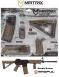 MDI MAGMIL20BH Magpul MilSpec AR-15 Furniture Kit Bounty Hunter - MAGMIL20BH
