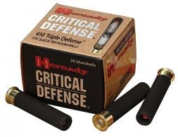 Hornady 86238 Critical Defense 410, the 41 caliber FXT slug with flex tip technology