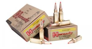 Hornady Custom 6.5 Grendel 123gr SST 20ct Box 8152