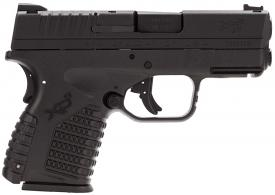 Springfield XDS9339B XD-S 7+1 9mm 3.3""