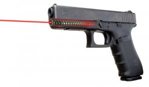 Lasermax LMS Guide Rod Red Laser For Glock 19 - LMSG419