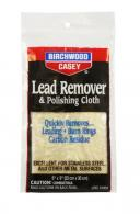 "Birchwood Casey 31002 Lead Remover Polishing Cloth 6"" X 9"" - 31002"