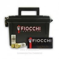 Fiocchi 12FLE00B Nickel Plated Buck Shot Low Recoil 12ga 2.7