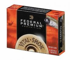 "Federal PB209RS Vital-Shok Trueball Rifled Slug 20 gauge 3"" 3/4 oz"