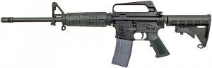 Olympic Arms Plinker+Compact AR15 Semi-Auto 223/5.56 NATO 16