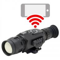 ATN TIWSTH643A Thor Thermal Scope 2.5-25x 50mm 12.5 degrees x 9.7 degrees FOV - TIWSTH643A