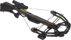 Barnett 78220 Ghost 410 Crossbow Combo with 3x32 Scope Black - 78220