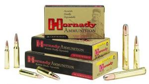 Hornady 223 Remington 75 Grain Boat Tail Hollow Point Match