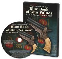 Blue Book Of Gun Values Volume 34 CD/ROM - 34CD