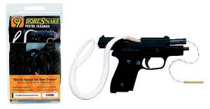 Hoppes .40/41 Pistol Quick Cleaning Boresnake w/Brass Weight - 24003