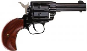 "Heritage RR22MB3BH Rough Rider 6RD 22LR/22MAG 3.5"" Blued"