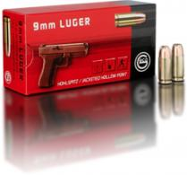 GECO 9mm Full Metal Jacket 115 GR 50 Rnds Per Box