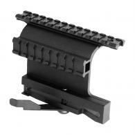 Aim Sports MK004S Dual Rail System For AK Variants With Quic - MK004S