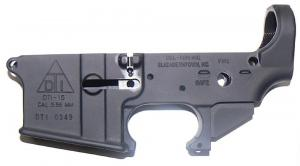 Del-Ton LR100 AR-15 Mil-Spec Stripped Lower Receiver - LR100