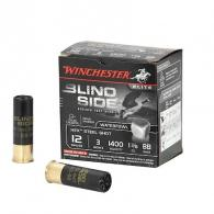 "Winchester Ammo SBS123BBVP Blindside 4 Box 12 GA 3"" BB 25"