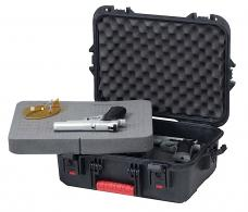 Plano 108021 All Weather Pistol/Accessory Hard Case Plastic