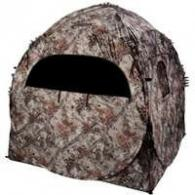 Ameristep 2103 Doghouse Spring Steel Ground Blind 60x60x68 R - 2103