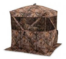 Ameristep 2120 Carnivore Hub Style Ground Blind Realtree Xtr - 2120