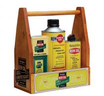 Remington Accessories 18005 100th Anniversary Rem Oil Wooden - 18005