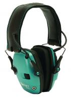 Howard Leight R02521 Impact Sport Teal Electronic Muff 22dB  - R02521