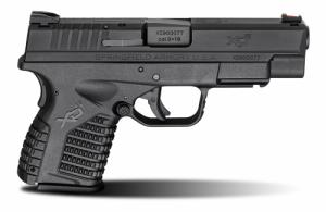 Springfield XDS9409B XD-S 8+1/7+1 9mm 4""