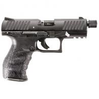 "Walther Arms PPQ TACTICAL .22 LR  4"" 12+1 BLACK - 5100301"