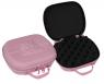 "Bulldog BD504P Hard-Sided Pistol Case 7.5""x 9"" Nylon Pink - BD504P"