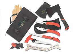 Outdoor Edge OF1 Outfitter Cleaning Kit 8 Piece Individual S - OF1