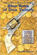 Blue Book 35 35th Anniversary Edition of Book of Gun Values  - 35