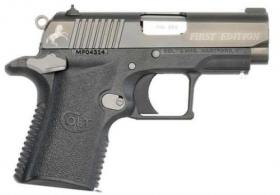 "Colt Mustang XSP First Edition SAO 380 ACP 2.75"" 6+1 - 06790FE"