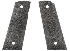 Ergo 4510BK Ergo XT Square Bottom Grip 1911 Black Polymer
