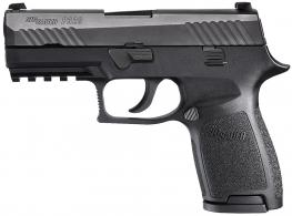 "Sig Sauer 320C9BSS P320 Compact 9mm 3.9"" 15+1 Interchangeable"