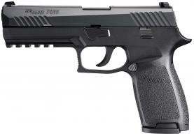 "Sig Sauer 320F9BSS P320 Full Size 9mm 4.7"" 17+1 Interchangea"