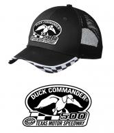 Duck Commander DHDC50001 Logo Hat Mesh Black One Size Fits M - DHDC50001