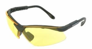 Radians Anti Fog Glasses w/5 Position Ratchet Temples - RV0140CS