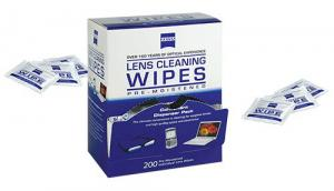 Zeiss 2127719 Lens Wipes Pouch 20Pk - 2127719