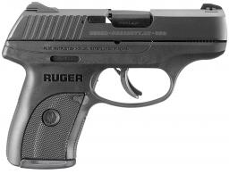 Ruger LC9S 9MM 3.12 7RD Black - 3235