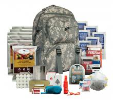 Wise Foods 01622GSG Emergency Supplies Five Day Survival Backpack Dehydrated/Fr - 01622GSG