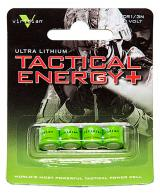 Viridian 13N4 1/3N 3V Lithium Battery 4 Pack - 13N4