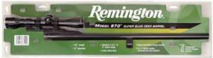 "Remington 12 Gauge 23"" Fully Rifled Barrel w/Scope - 24553"