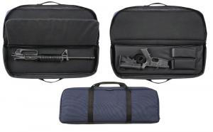 "Bulldog BD475 Ultra Compact AR-15 Discreet Carry Case 29"" Nylon Navy - BD475"