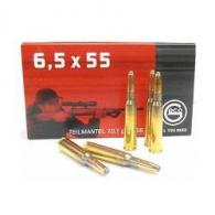 GECO 281540020 6.5x55 Swedish Mauser Express Tip 156 GR 20 Box/10Case - 281540020