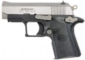 Colt Mfg O6796 Mustang Lite Two Tone Single 380 Automatic Colt Pistol (ACP) 2.7 - O6796