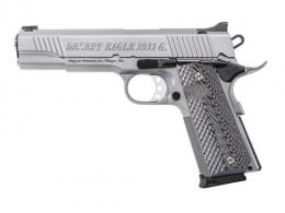 "Magnum Research Desert Eagle 1911 .45 ACP Stainless Steel 5"" - DE1911GSS"