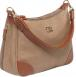 Bulldog BDP014 Hobo Purse Holster Taupe w/Tan Trim Leather - BDP014