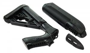 Adaptive Tactical 02000 EX Performance Stock/Forend 870 Remington Black - 02000