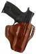 BIA 25052 75 REMEDY HOLSTER TAN