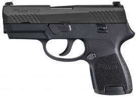 Sig Sauer 320SC9BSS 320 9MM Night Sights 12R Black - 320SC9BSS